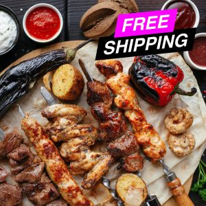 Meat Lovers Bundle - Free Shipping