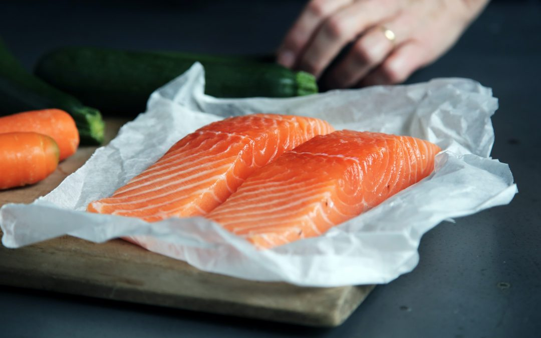 Salmon Recipes Featuring Morey's Fresh Fish and Seafood
