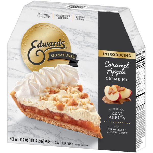 Caramel Apple Creme - Full Pie Angle 2