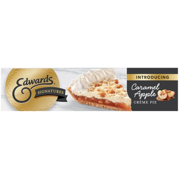 Caramel Apple Creme - Full Pie Side 1