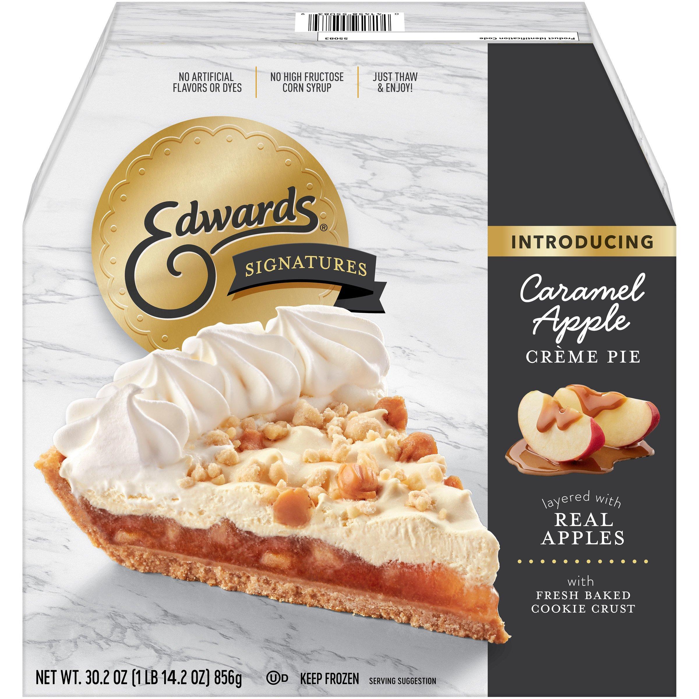 Caramel Apple Creme – Full Pie