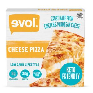 Evol Cheese Pizza Front