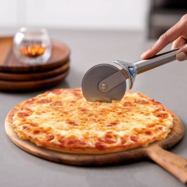 Evol Cheese Pizza Out of Box