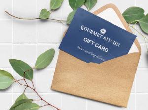 Gourmet Kitchn - Gift Card