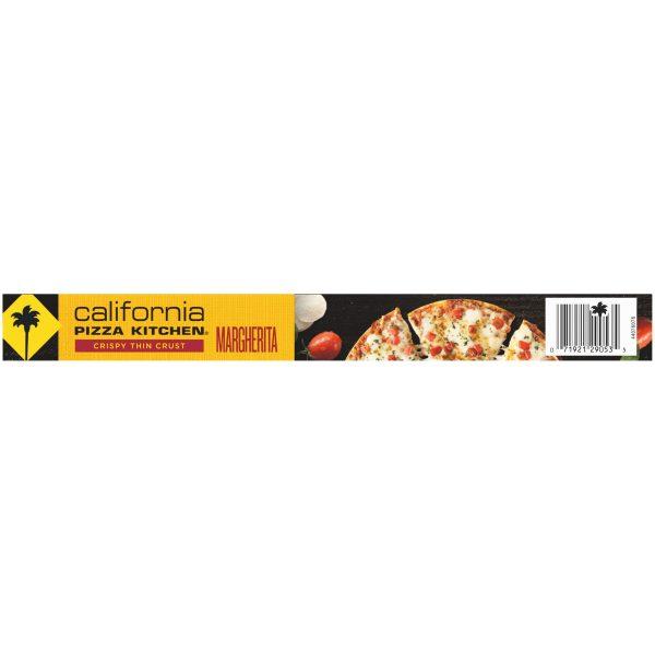 Margherita Crispy Thin Crust Pizza Side 4