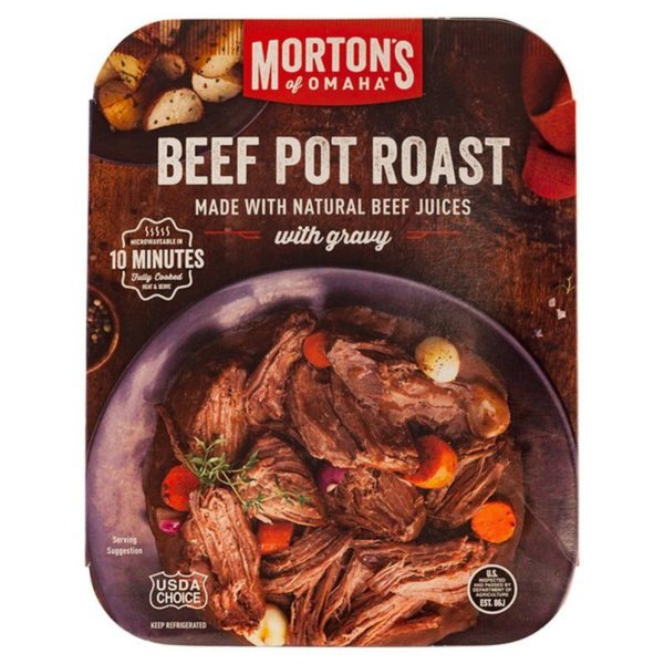Mortons of Omaha Beef Pot Roast