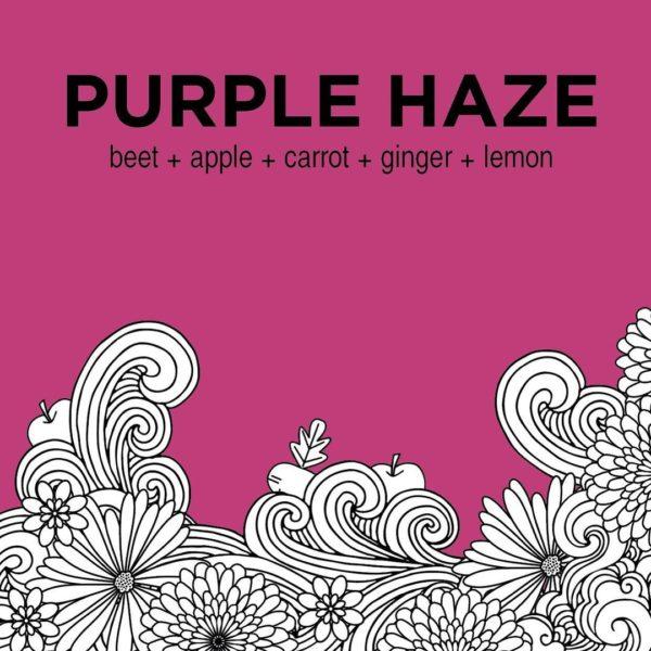 Left Coast Purple Haze