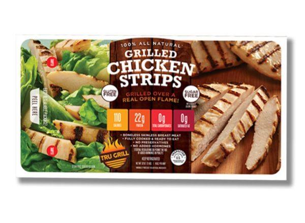 Tru Grill Grilled Chicken Strips