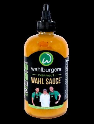 Wahlburgers Wahl Sauce Bottle