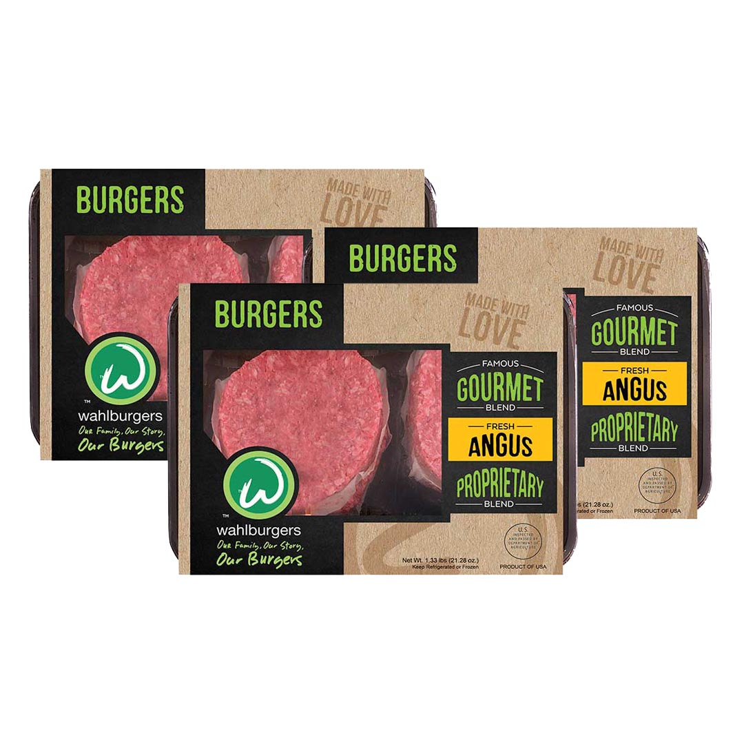 Wahlburgers Patties Bundle Square