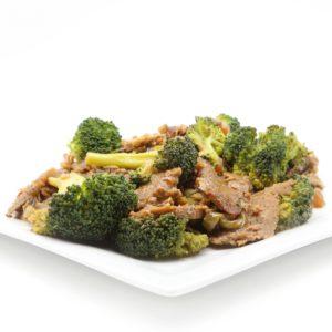 Underground Vegan Beef and Broccoli