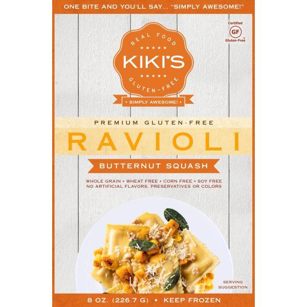 Butternut Squash Ravioli front bag pic