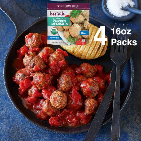 Chicken 4 Pack Plated - New