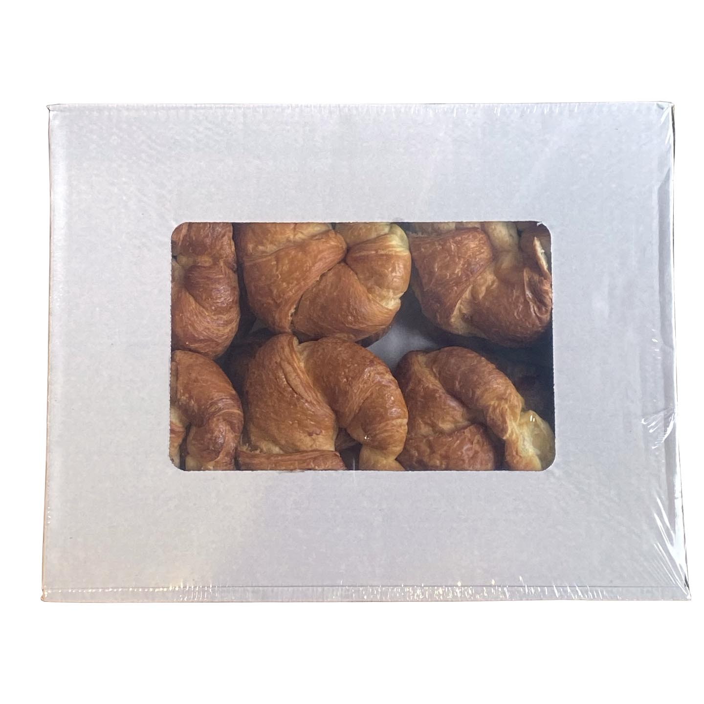 Croissants Packaged