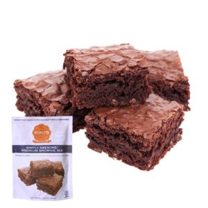 Kiki's Brownie Mix Feature