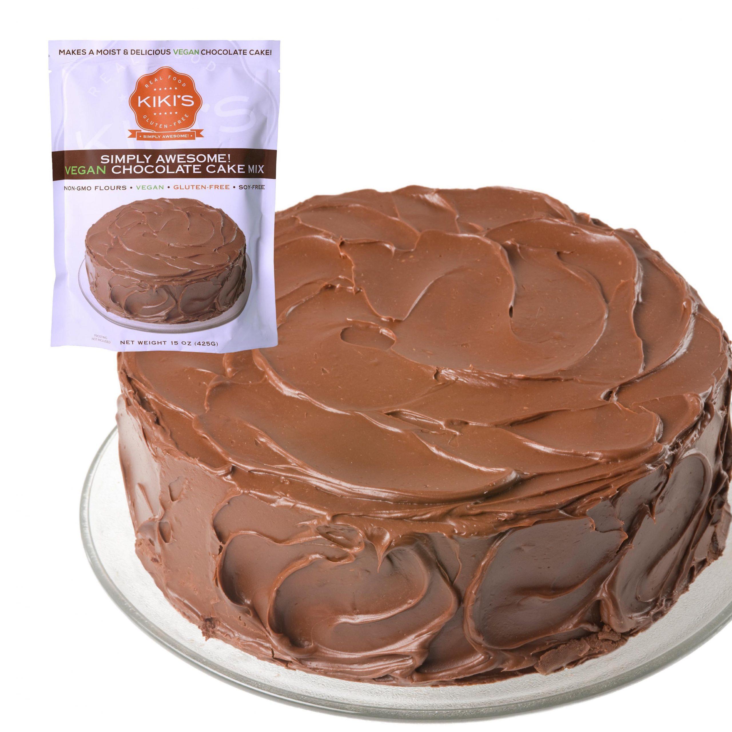 Kiki's Plated Chocolate Cake 3 Feature no V