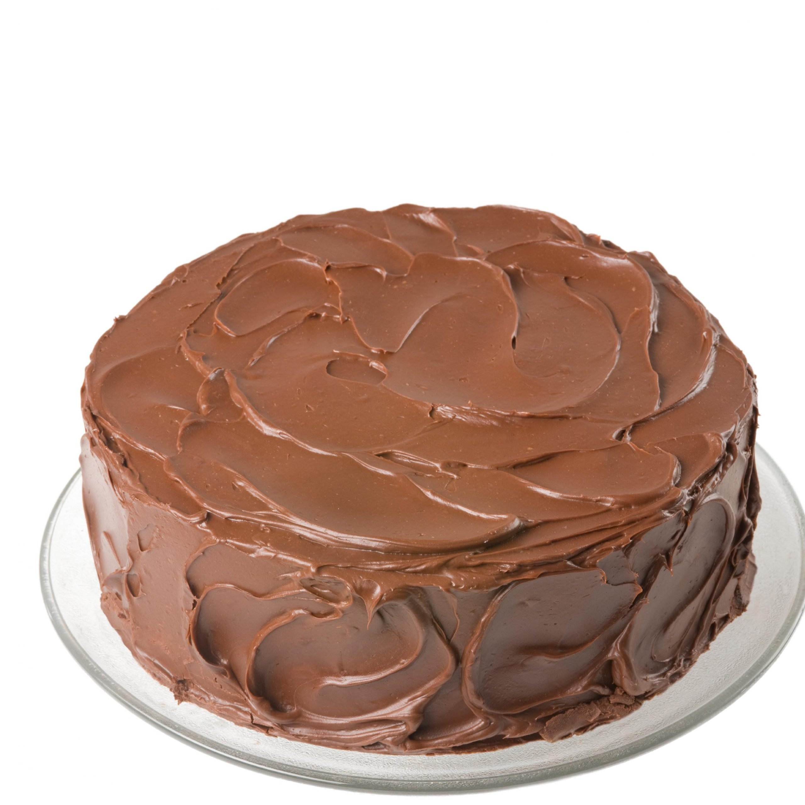 Kiki's Plated Chocolate Cake 3