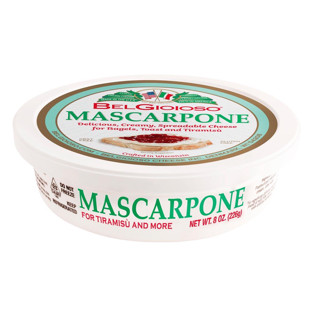 Mascarpone Container
