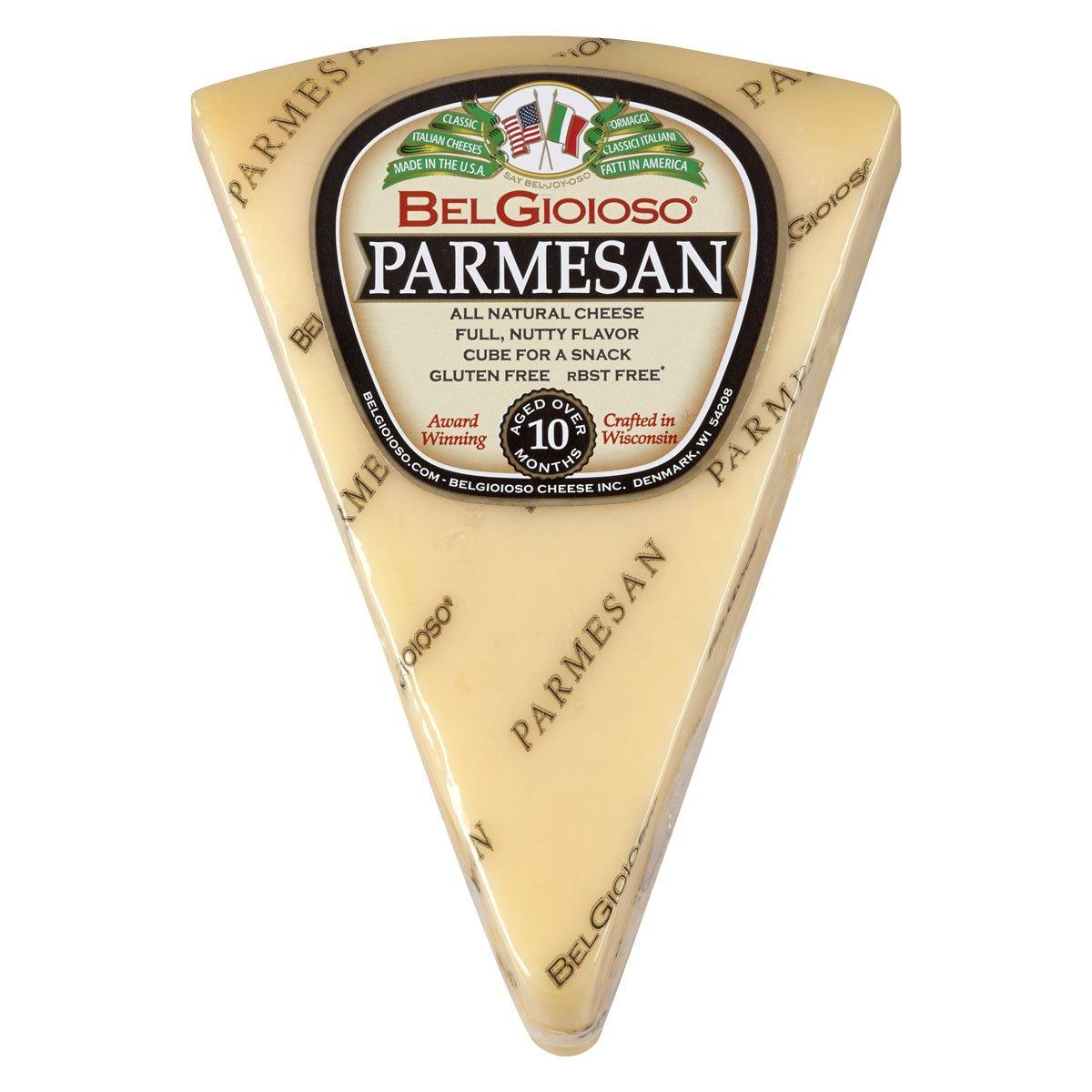 Parmesan Wedge Front