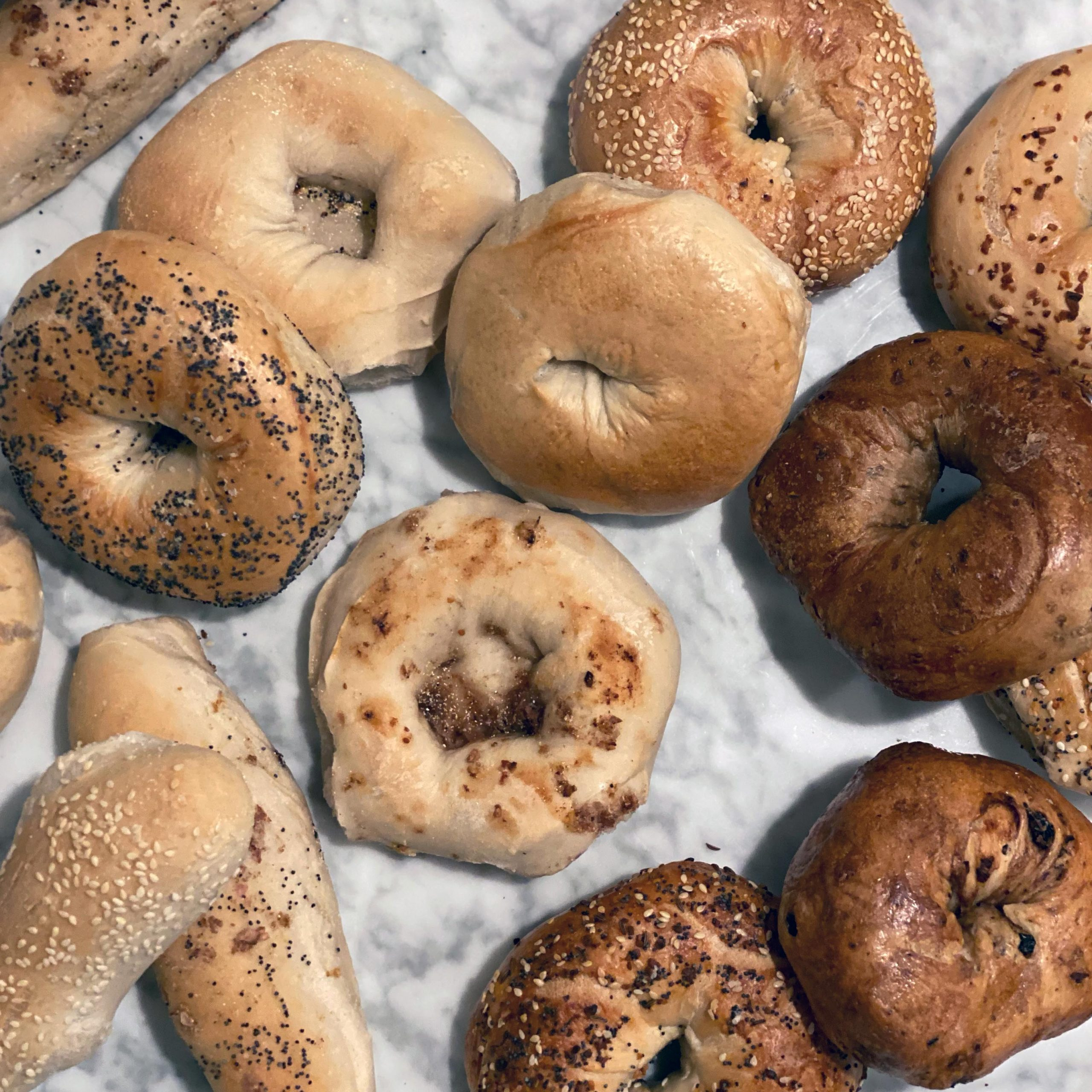 New York Bagel & Bialy Bagels 2