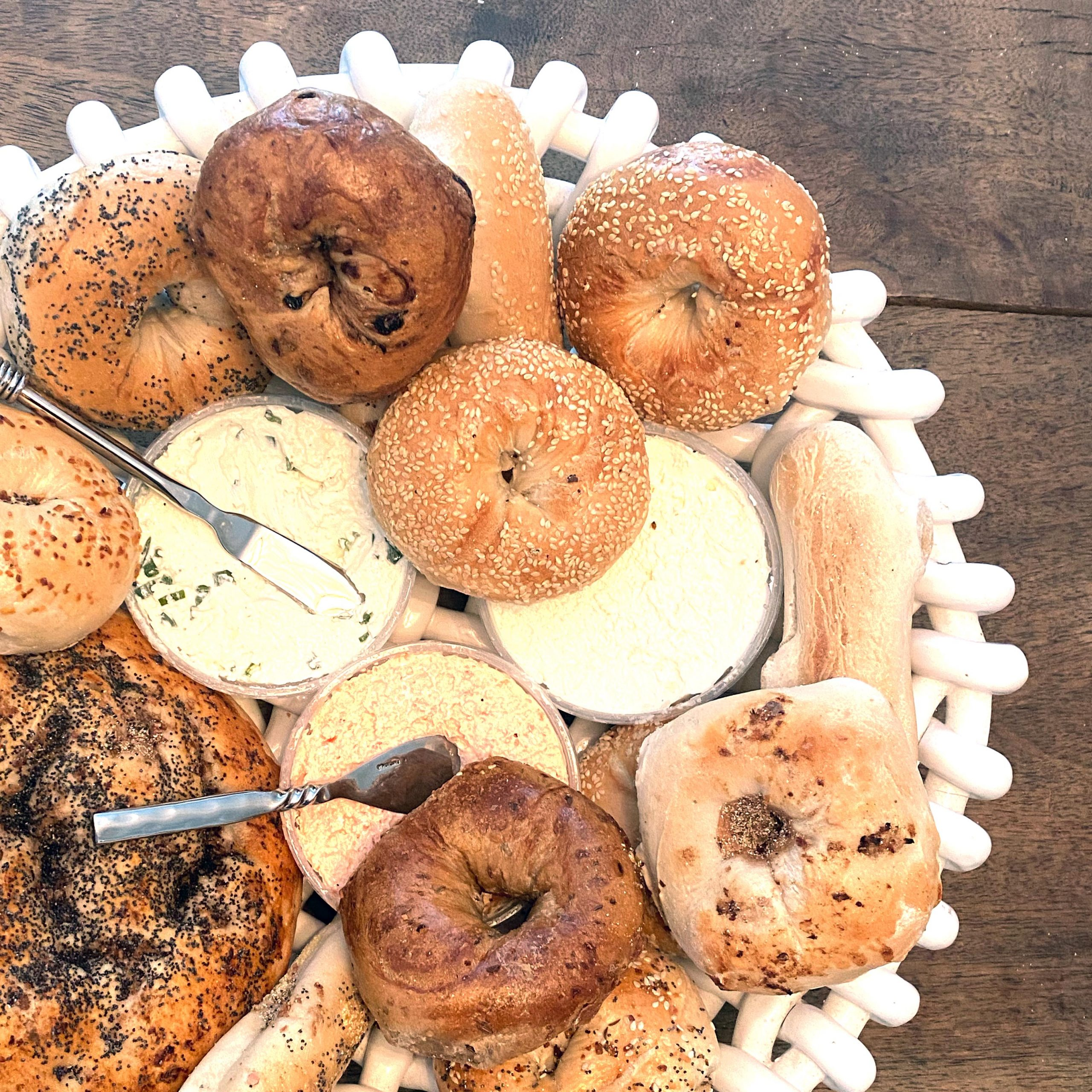 New York Bagel & Bialy Bagels 3