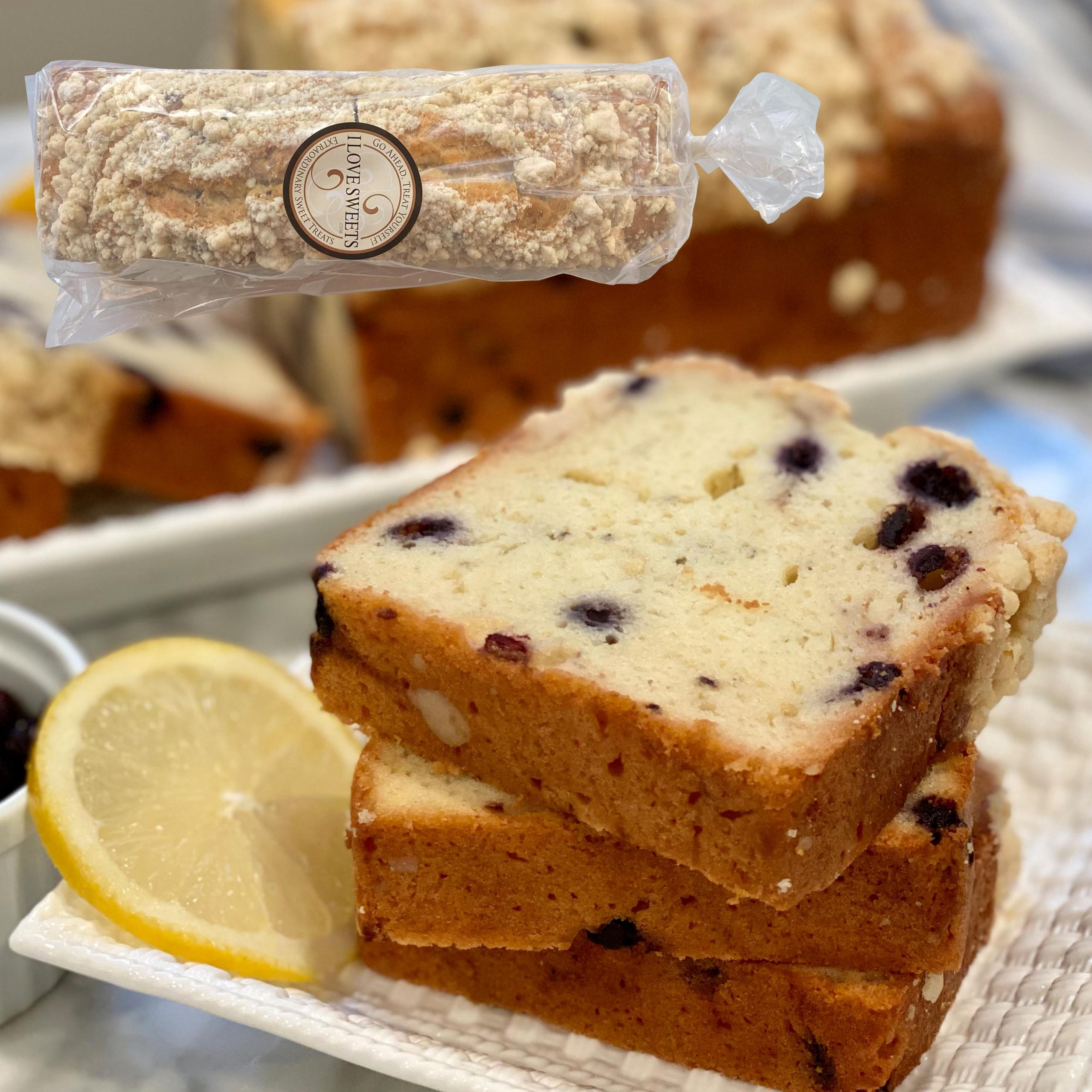 Blueberry Lemon Loaf Feature