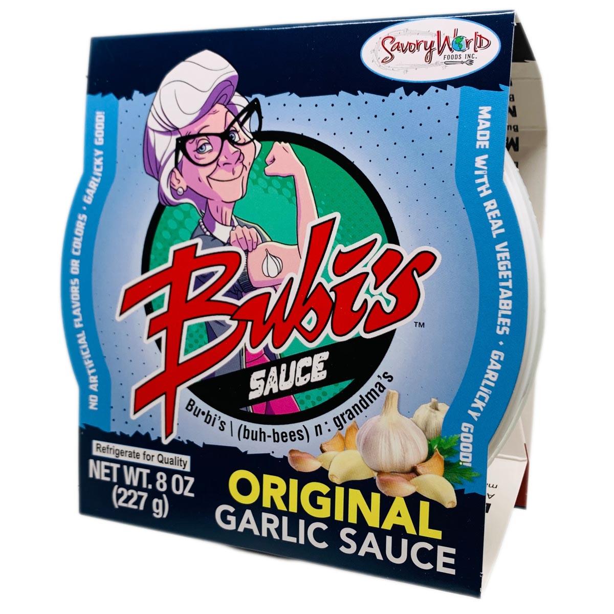 Bubi's Original Sauce Square