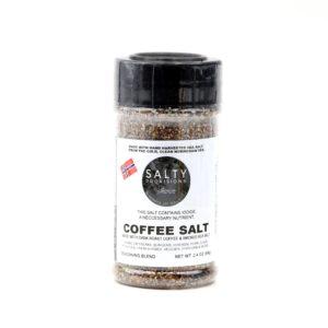 Wanderlust Sea Salt Coffee Salt