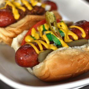 Eisenberg Hot Dogs Square