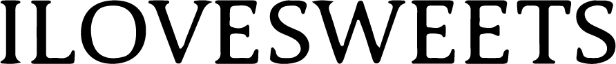 I Love Sweets Logo