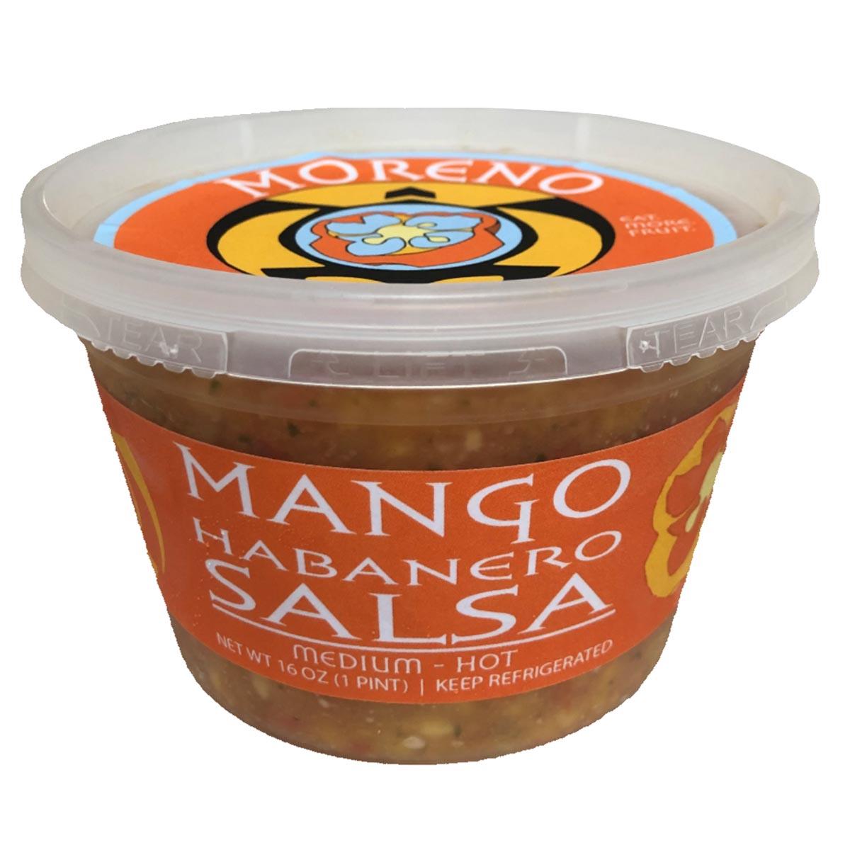 Mango Habanero Salsa 1 Square