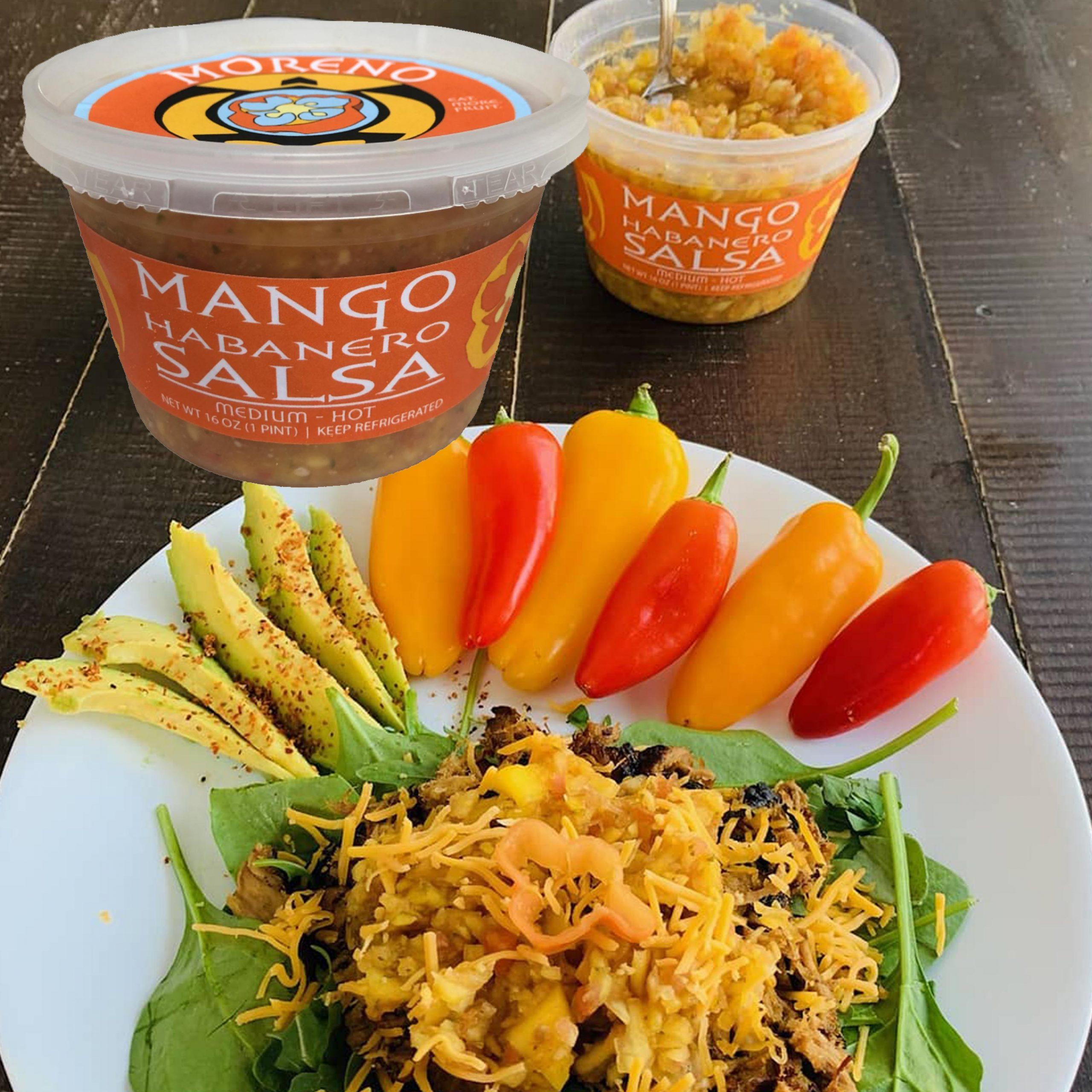 Mango Habanero Salsa Feature