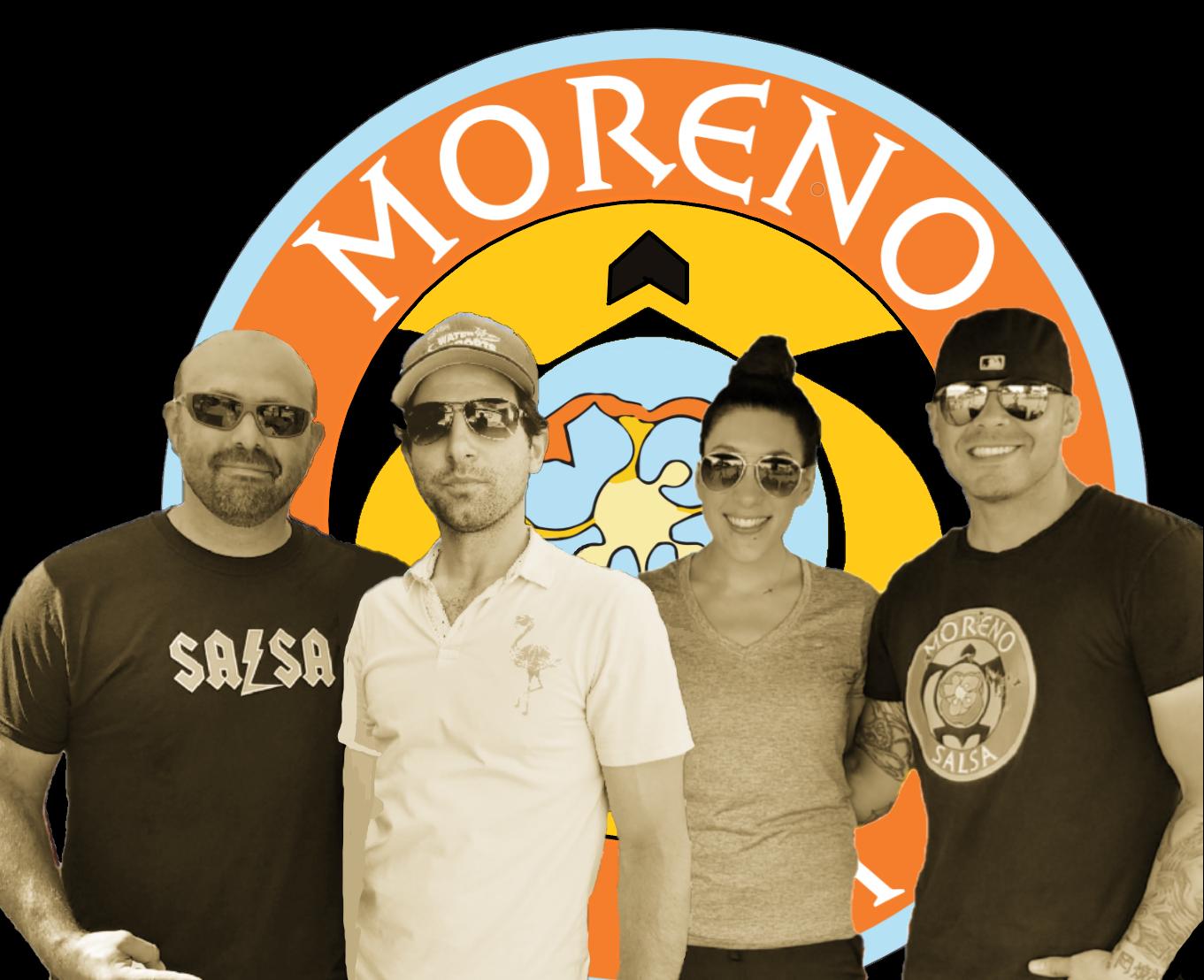 Our Story pic - Moreno Salsa