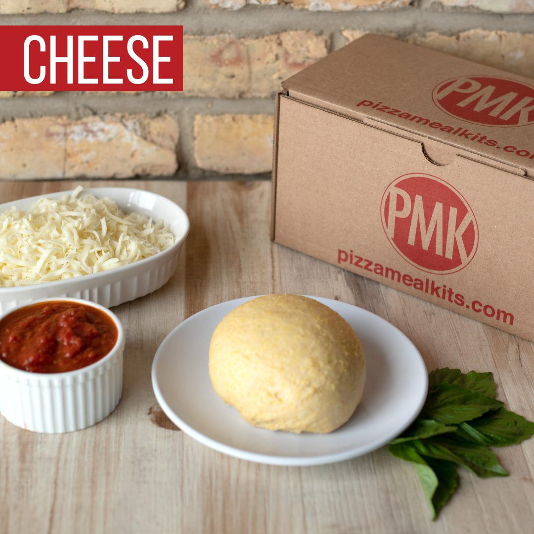 Pizza Meal Kits - Cheese Pizza