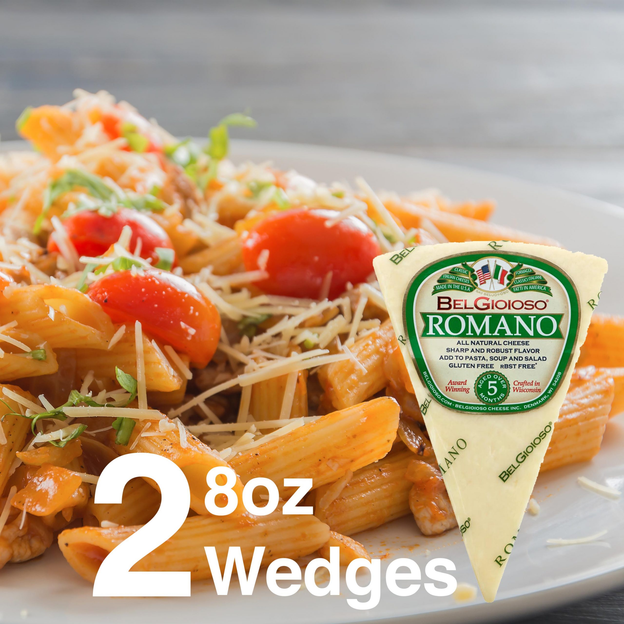 Romano Cheese Feature
