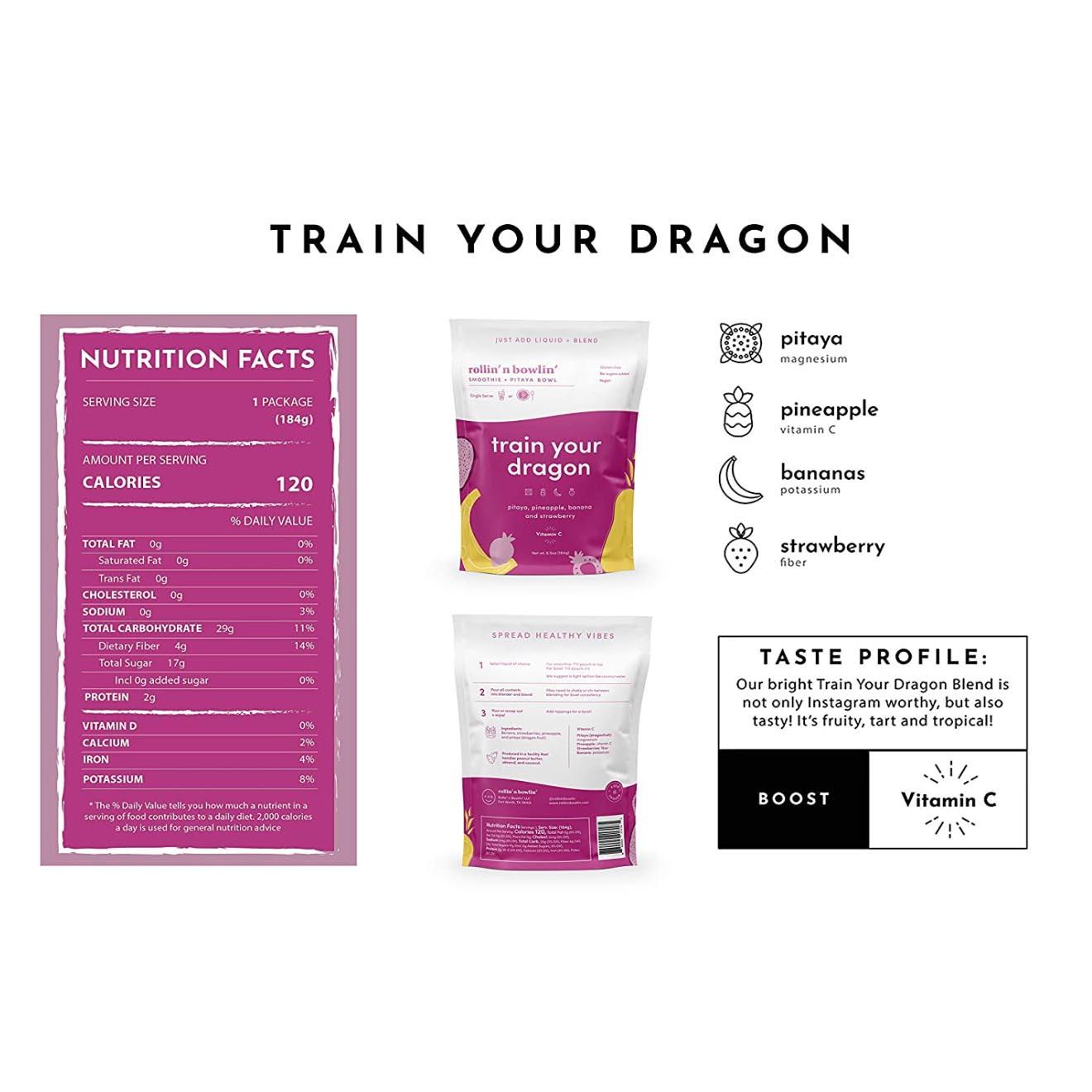 Train Your Dragon