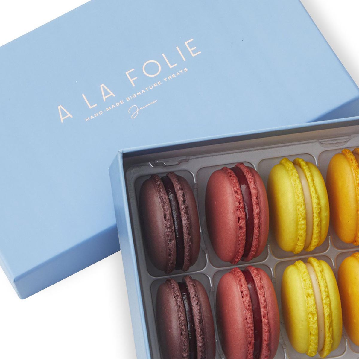 A La Folie Fruit Collection Macarons 16 Feature
