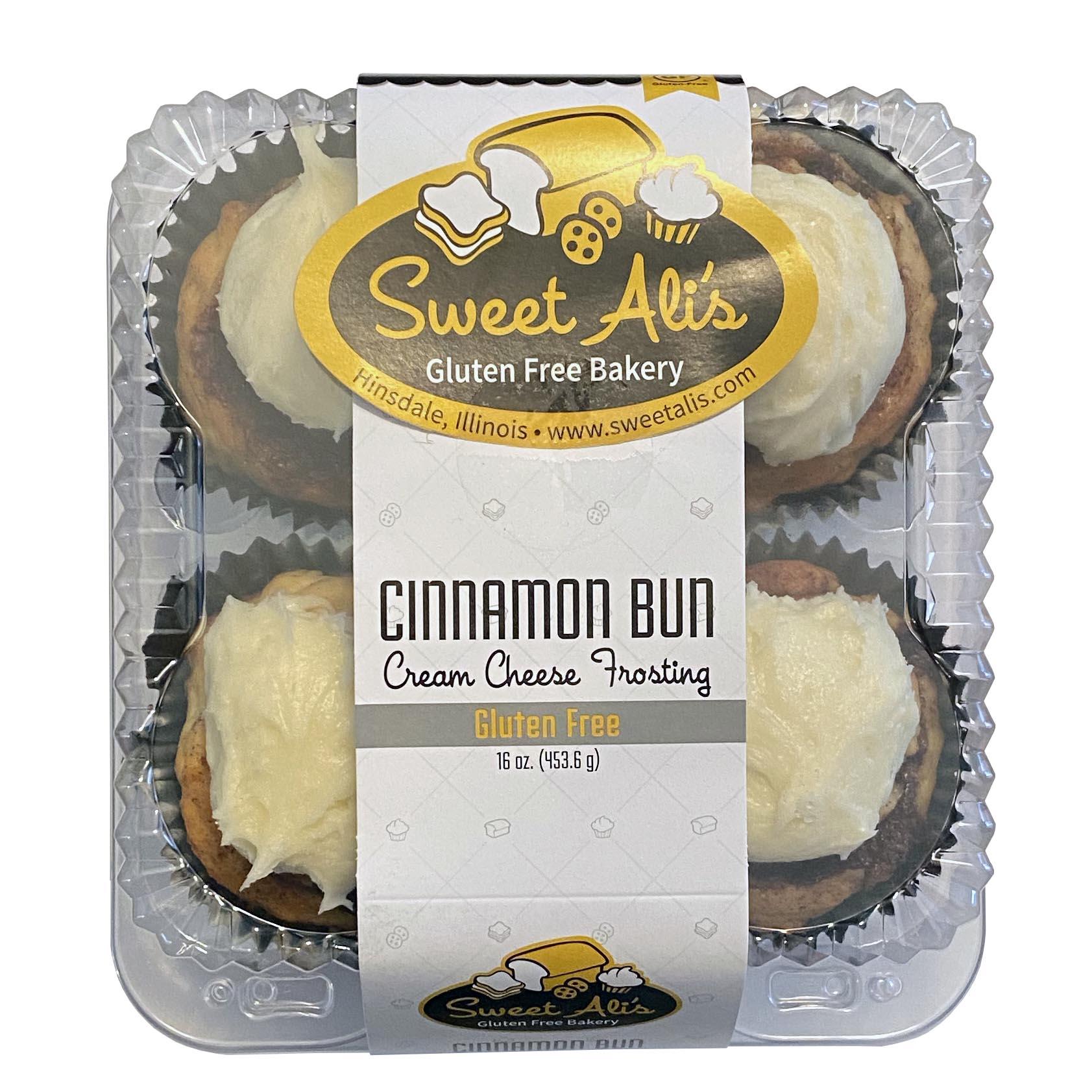 Cinnamon Buns Packaged