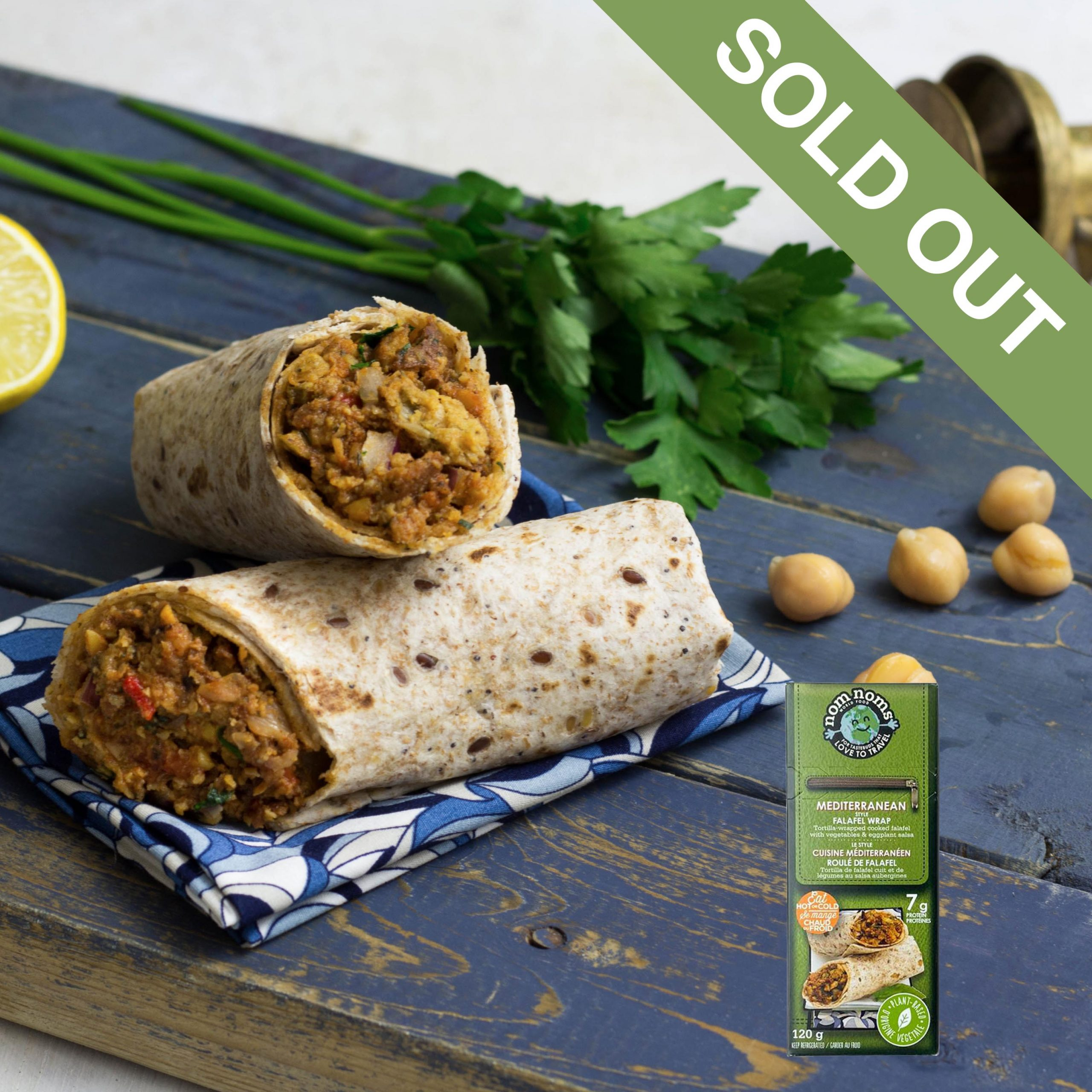 Mediterranean Falafel 4oz Feature Sold Out