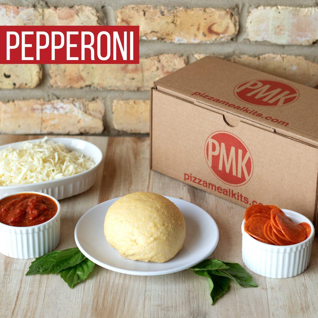 Pizza Meal Kits - Pepperoni