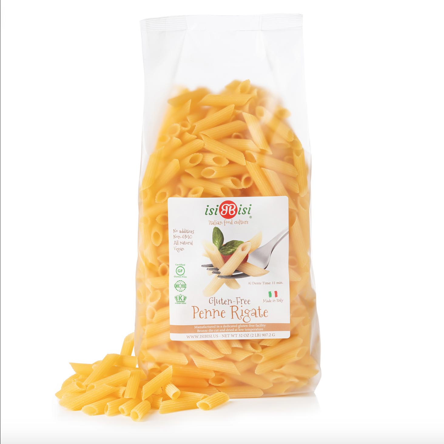 isiBisi Penne Packaged