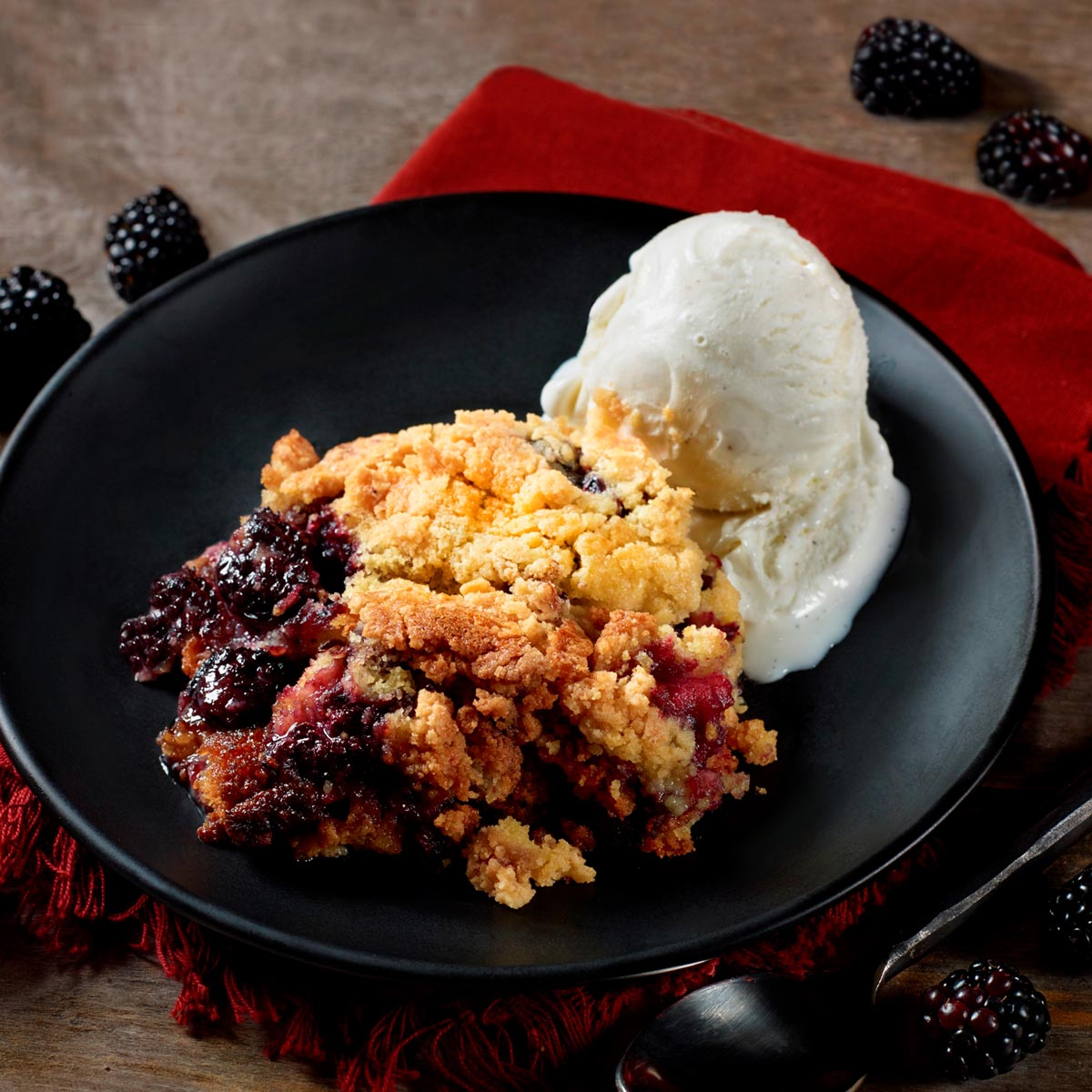GACC Blackberry Cobbler Feature