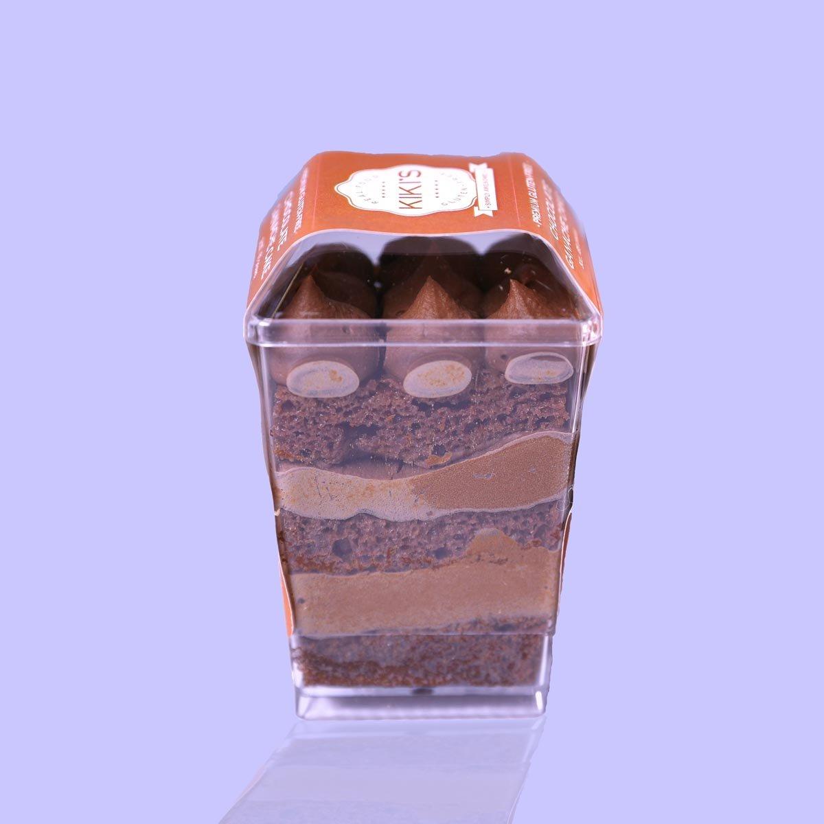 Chocolate Ganache Cake Feature