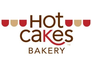 Hot Cakes Bakery Logo