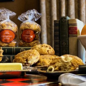 Hot Cakes Cinnamon Chip Scones Feature 2