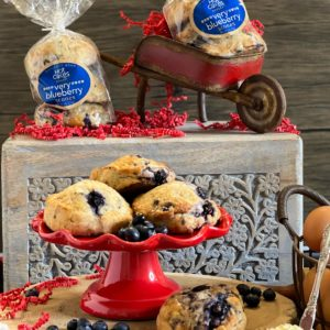 Hot Cakes Very Blueberry Scones Feature 2