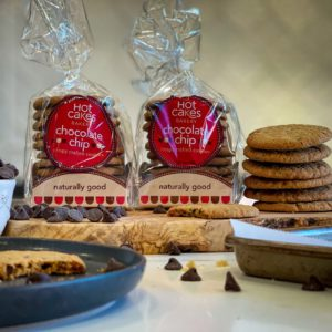 Hot Cakes Bakery - Crispy Crafted Chocolate Chip Cookies 3