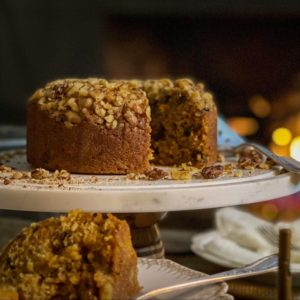 Hot Cakes Bakery - Groovy Garden Cake Feature