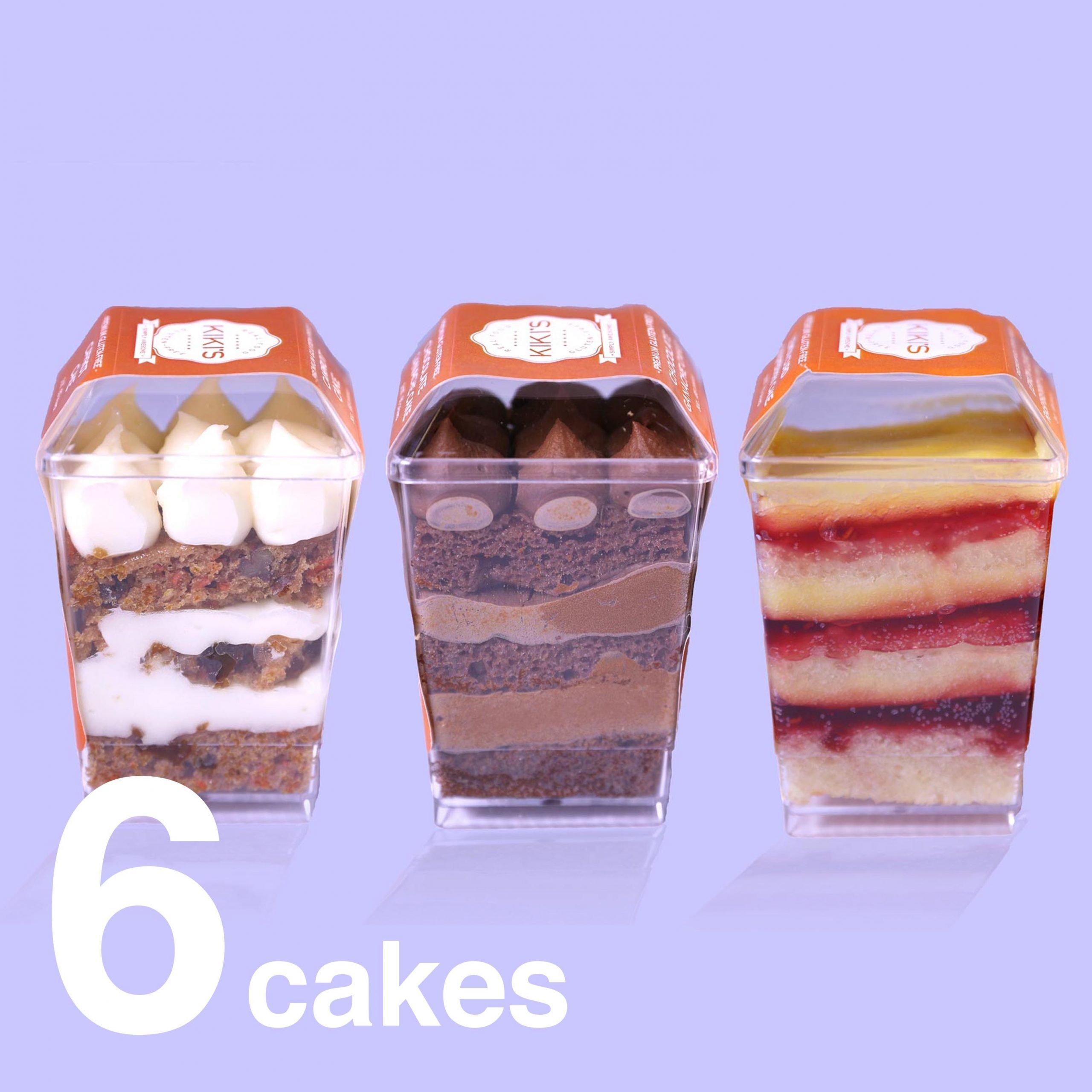 Minicake Variety Bundle Feature