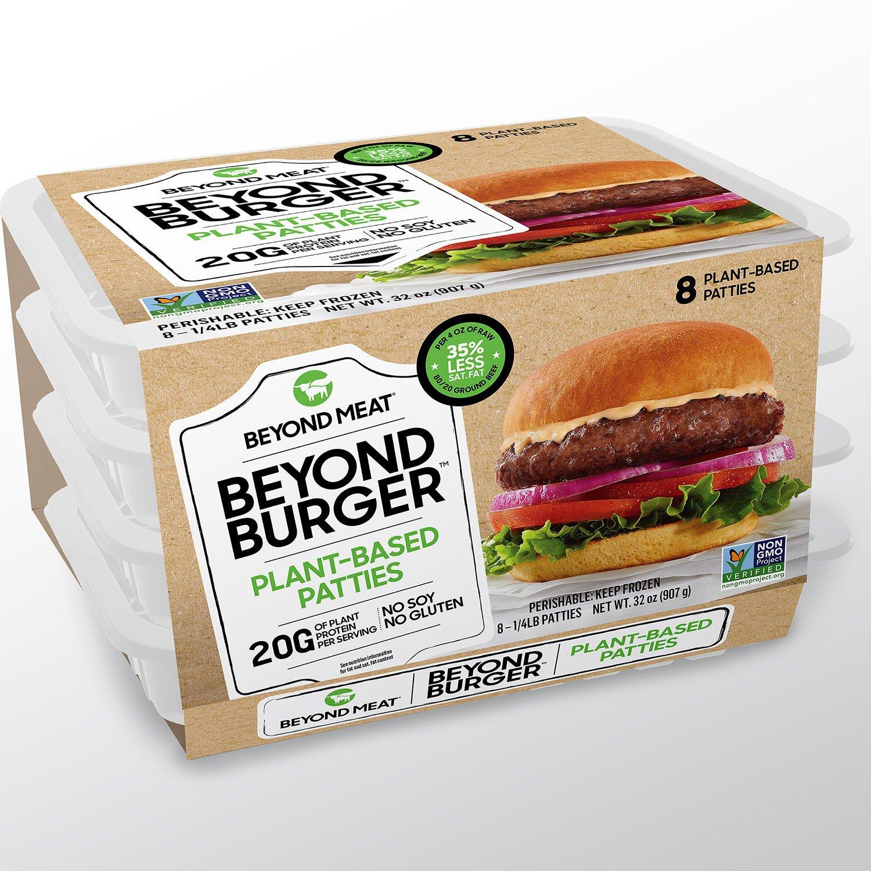 Beyond Burger 4 Pack